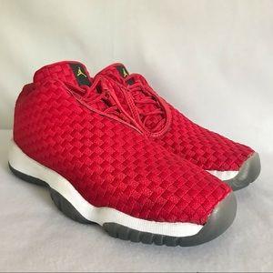 Air Jordan Future Low GS Gym Red Basketball Running Walking Boys Sneakers